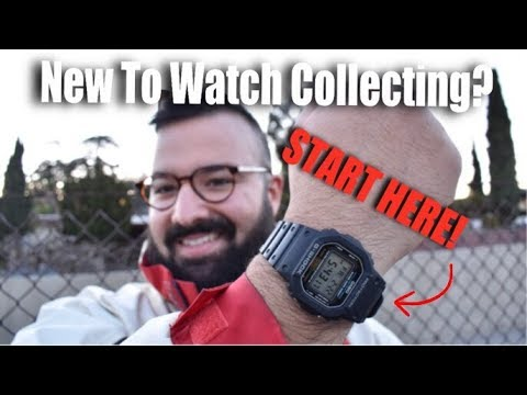 5 Watches UNDER $500 Every New Watch Enthusiast Needs!