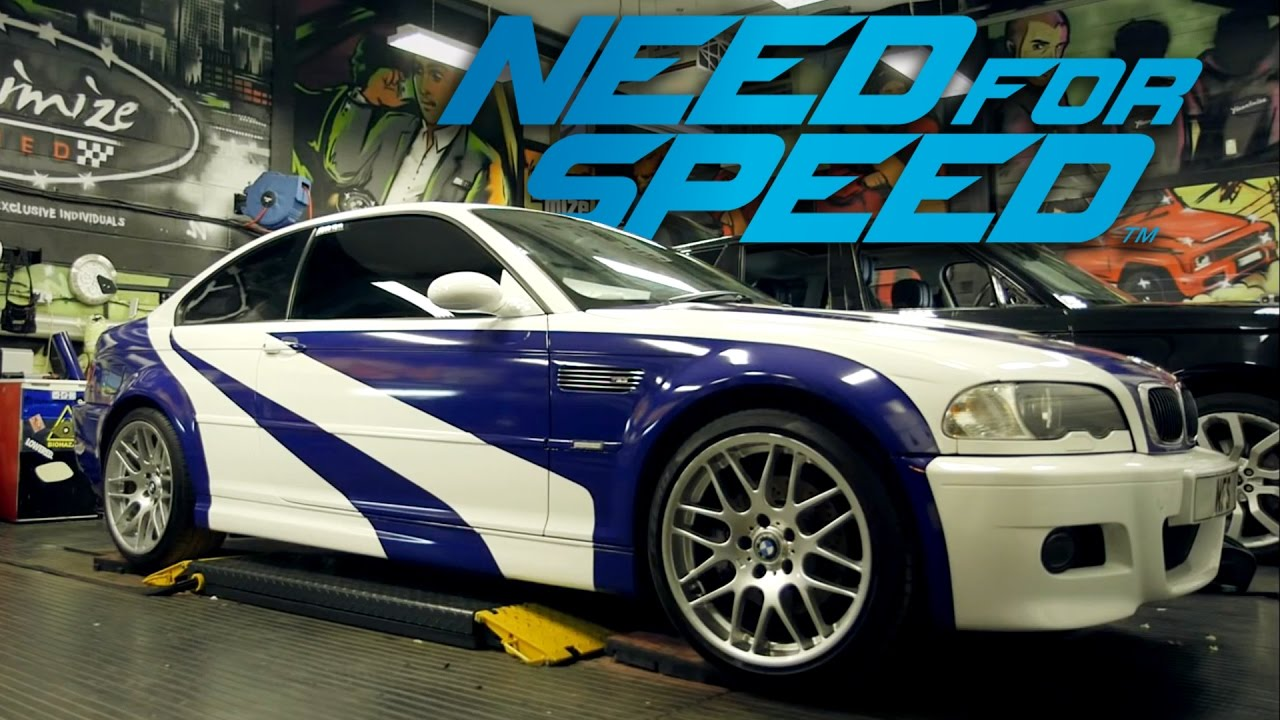 Real Life Need For Speed Bmw M3 Build Driverless Car With Willian