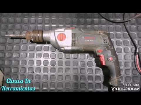 Taladro Bosch 1199 Vsr