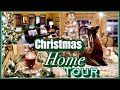 Christmas Home Tour | 25 Days of Christmas Day 19 | Christmas Home Decor and House Tour