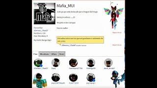 Roblox I'm New Member of The Mafia Mui +The Only People Who Hold Me Stop Drz Rage