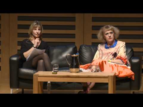 Grayson Perry: watch the interview in full - the Guardian