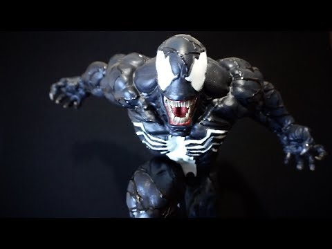 XM Studios VENOM - 1/4 scale Marvel Comic Statue - Step by Step assembly