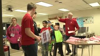 Northside students learn about high school life during 'Operation: Exploration'