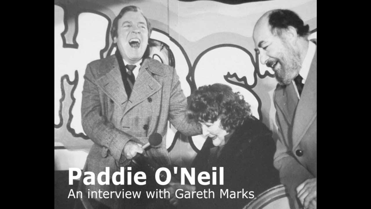 Paddie O'Neil