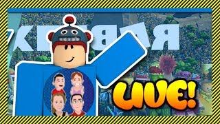 🔴 Roblox 🔴 (live stream) | Playing Various Games with Viewers - Come Join!