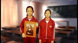 中華基督教會協和小學視藝科短片  達文西