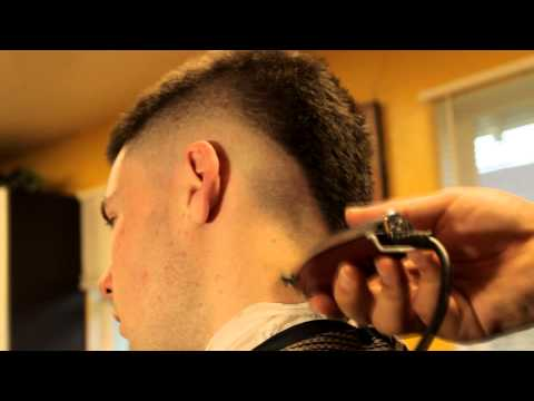 How To Do A Faux Hawk (Ca$$h Cuts) - YouTube