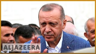 US threatens sanctions over Turkey missile purchase