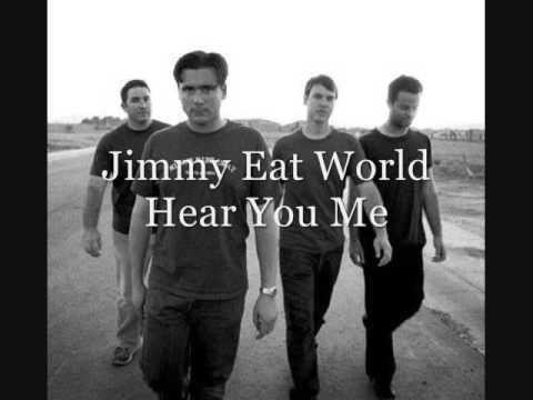 Hear You Me  Jimmy Eat World lyrics