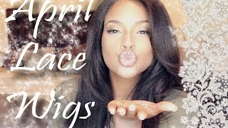Finally a Natural looking wig!!!! (April Lace wigs-the silk top experts)