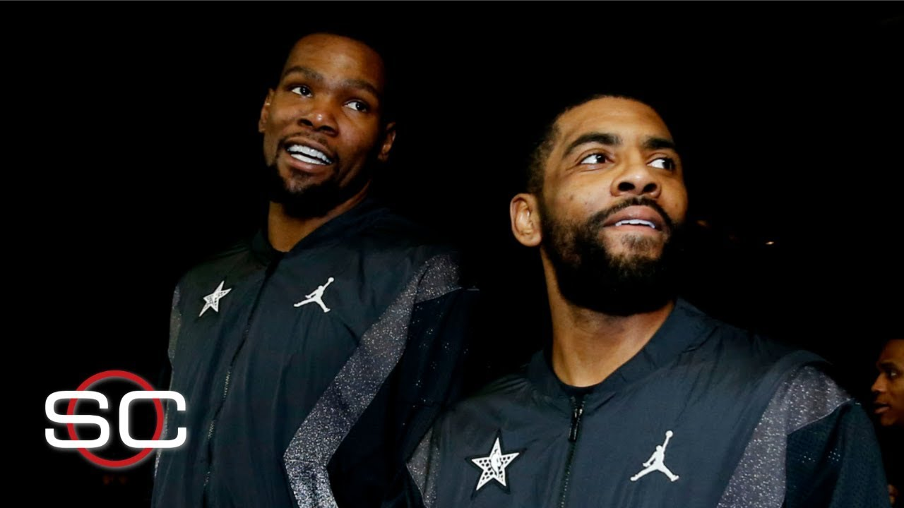 Will Kevin Durant and Kyrie Irving both play for the Knicks or Nets next season? | SportsCenter
