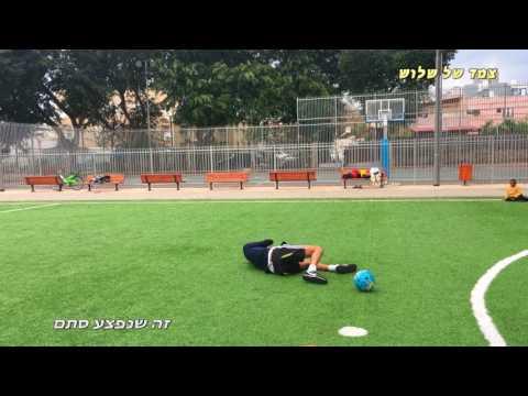 צמד של שלוש - סוגי שחקני כדורגל