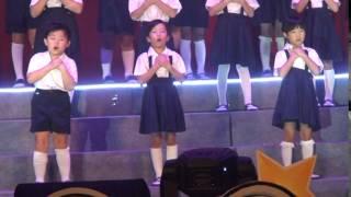 SCENE6 手印, 鐘聲輕輕響 DV-2014 Emma畢業典禮
