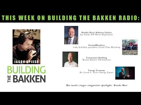Building the Bakken Radio Episode 240: Crisis management, Energy Economy and Mulching Job Sites