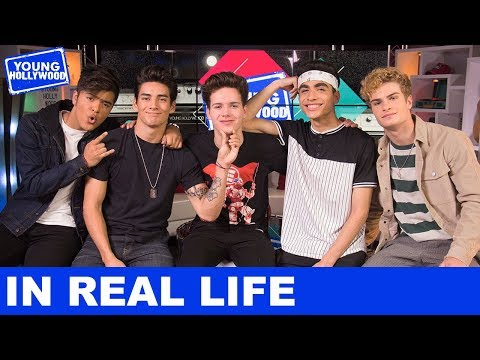 In Real Life: Live Performance & Freestyle Rap!