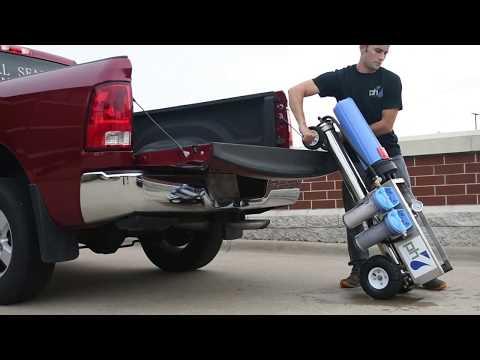 PH7 Pure Water Cart Setup