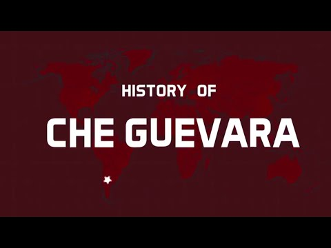 The story of Ernesto Che Guevara |  Short Story | The OpenBook