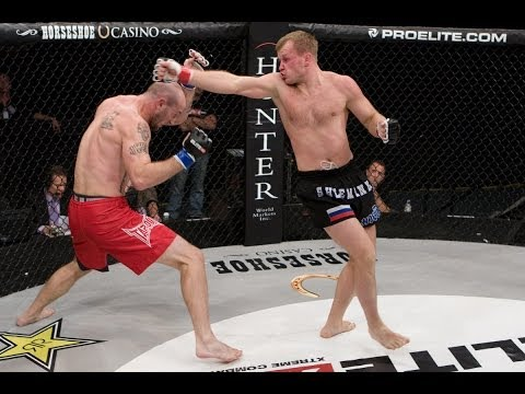 "Russian fighter Alexander ""Storm"" Shlemenko MMA Bellator champion league USA"
