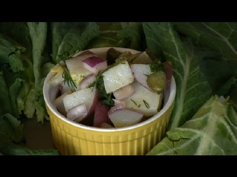Austrian Style Potato Salad : Potato Salad Recipes
