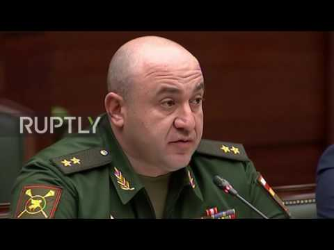 Russia: Shoigu and South Ossetian counterpart sign collective security agreements