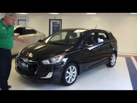 2013 Hyundai Accent Black US106019