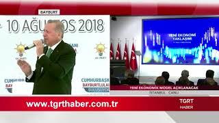 Cumhurbaşkanı Erdoğan'dan Vatandaşa Dolar Çağrısı