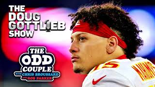 Rob Parker & Doug Gottlieb Have a HEATED Debate on Patrick Mahomes' Contract
