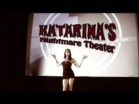 Katarina Leigh Waters  Nightmare Theater  Coming Soon from Scorpion Releasing