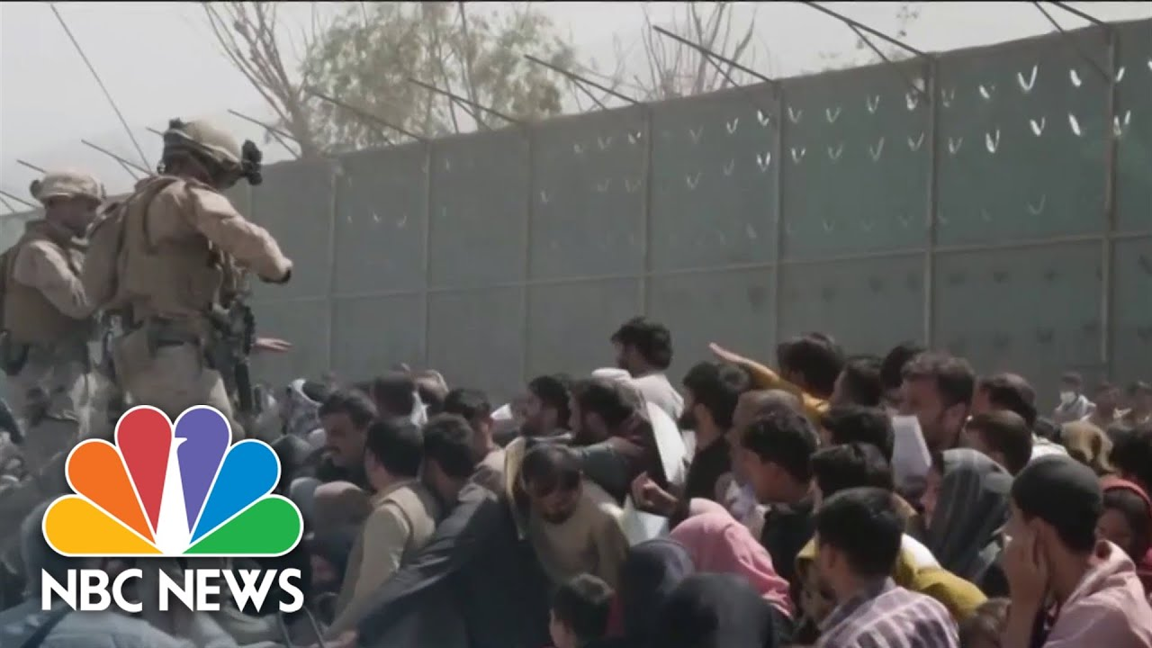 US presses on with evacuation from Afghanistan after deadly Kabul ...
