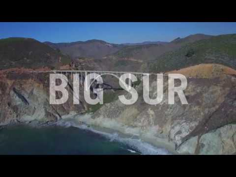 Fly Over Big Sur in Stunning 4K | Travel + Leisure