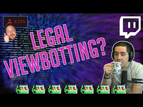 How Legal Viewbots Thrive On Twitch