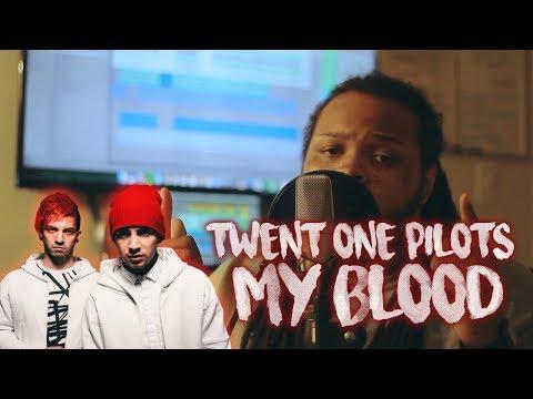 twenty one pilots ~ My Blood (Kid Travis Cover)