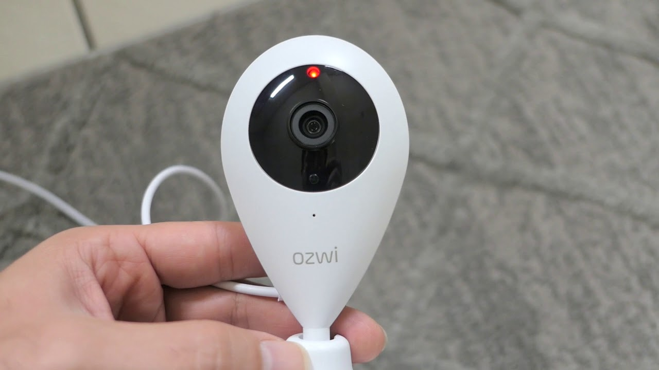 OZWI - Budget Home Surveillance System by Just Vlad