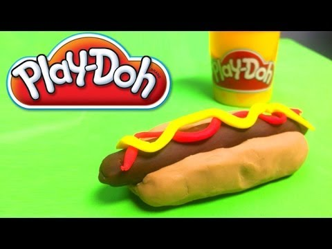 How To Make A Playdough Dog