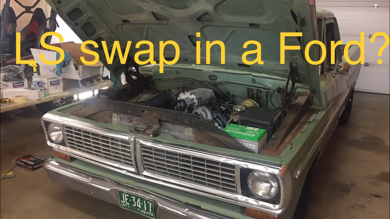 Why did I LS Swap my Ford???