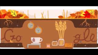 Google Doodle: First Day Of Spring 2017
