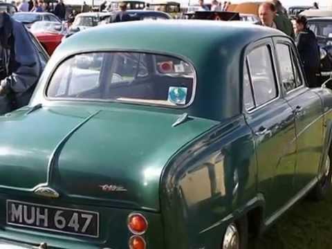 1950s Cars Austin Cambridge