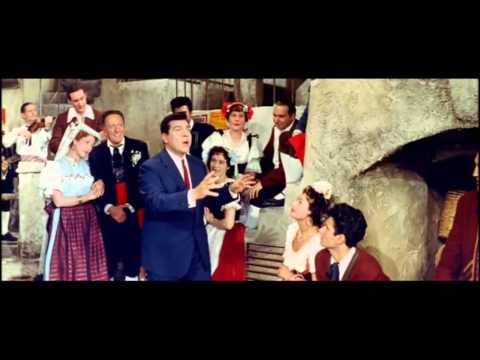 Mario Lanza sings O Sole Mio