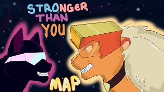 Stronger Than You -COMPLETE- [Steven Universe Cat AU MAP]