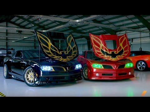"""The New 840-Horsepower """"Trans Am"""" Is Insane Fun -- THE/DRIVE"""