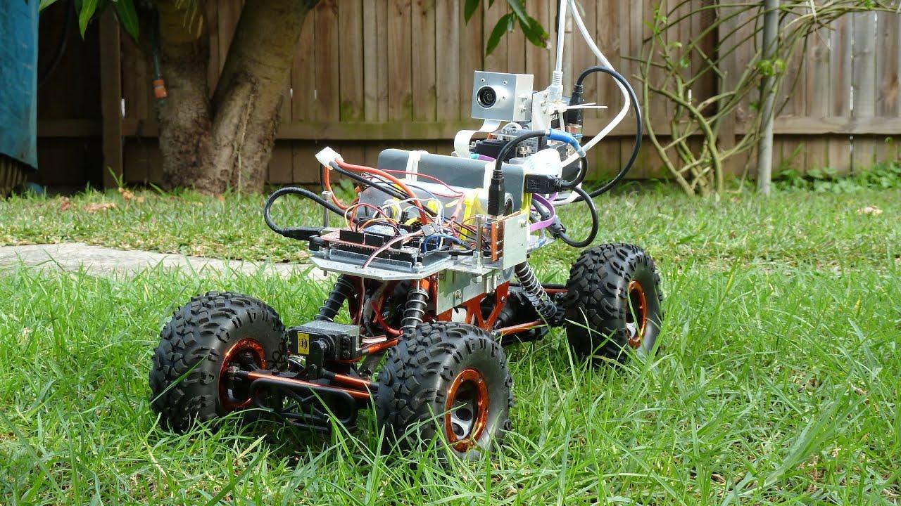 circuit diagram xbox 360 controller arduino c rc car with fpv raspberry pi camera youtube  arduino c rc car with fpv raspberry pi camera youtube