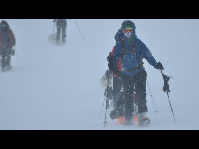 Eine Berg- und Fjelltour mit Schneeschuhen in Reinheim (Norwegen) Teil 2 -outdoor-life