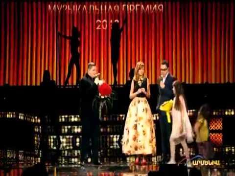 Арменчик на премии 'Tashir 2013'