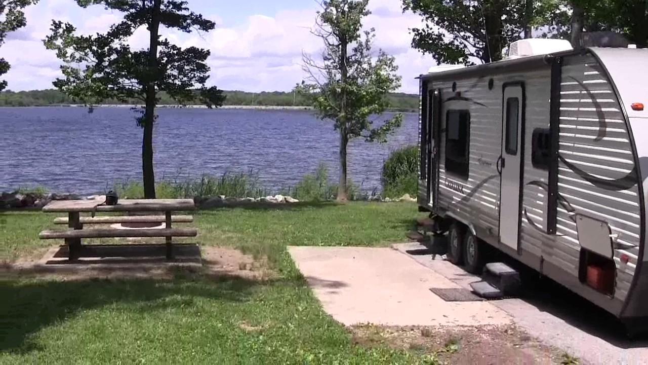 Rend Lake Illinois Map.Site 29 Gun Creek Campground At Rend Lake Youtube