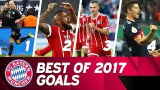 vuclip Robben, Vidal, Kimmich or Lewandowski?! Best FC Bayern Goals 2017 ⚽ 😍 | FC Bayern