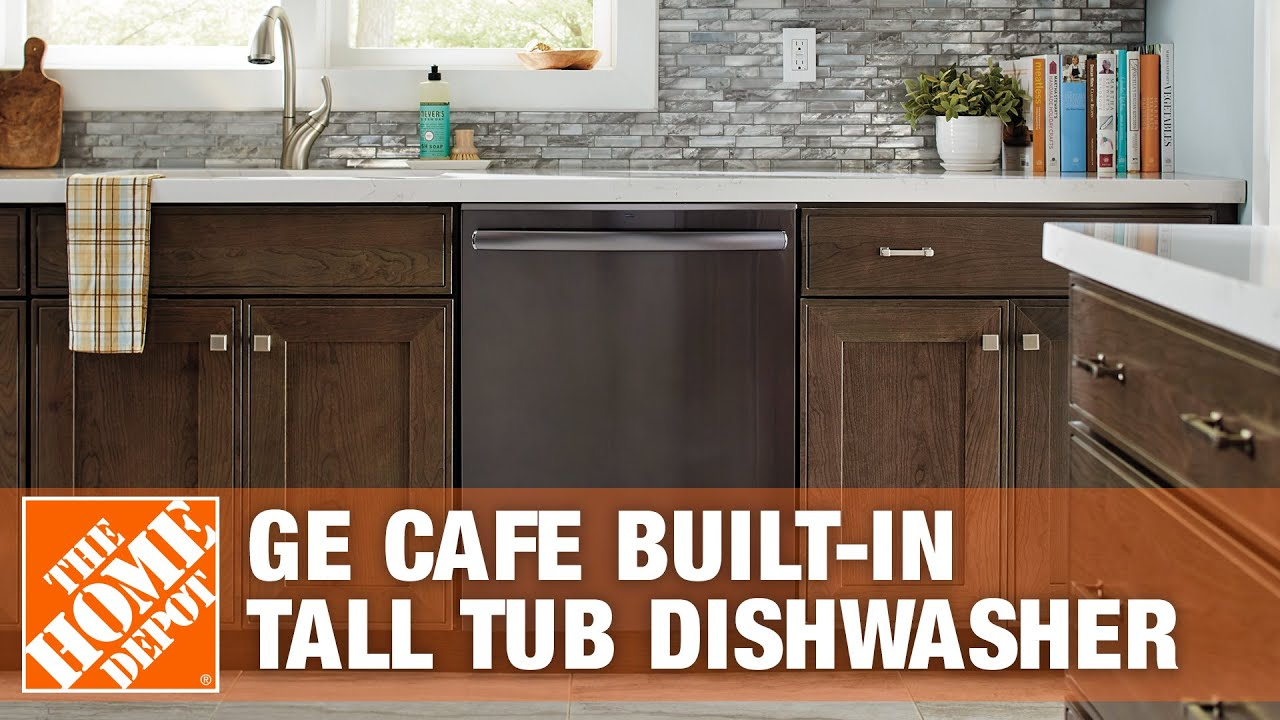Dishwashers at home depot