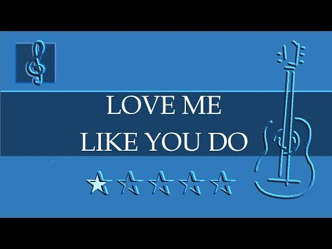 Acoustic Guitar Duet - Love Me Like You Do - Ellie Goulding (Sheet music - Guitar chords)