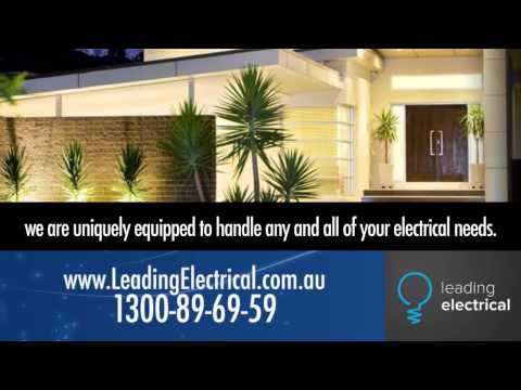 Electrician Mt Martha VIC - Leading Electrical