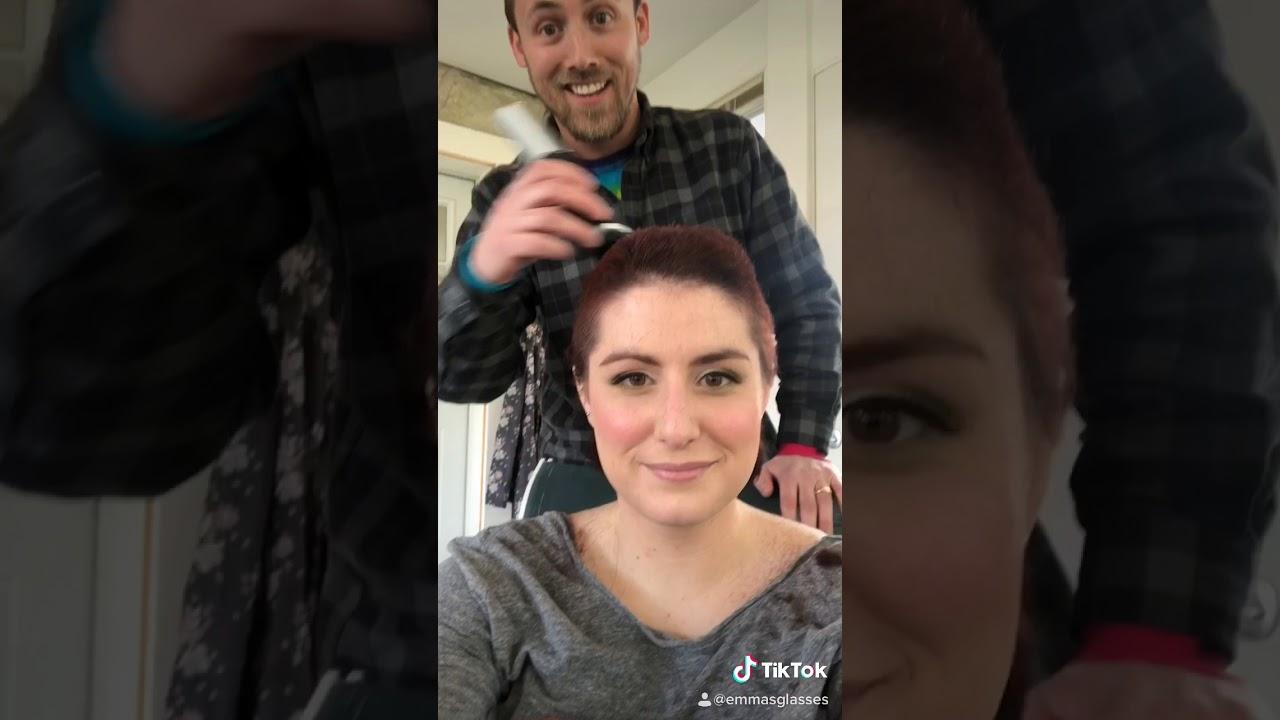 I Shaved My Head! - YouTube
